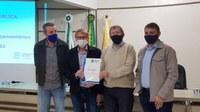 Executivo entrega a LDO 2022 para os vereadores