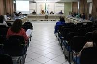 Última sessão do legislativo beltronense
