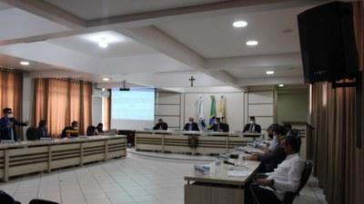 Vereadores rejeitam a Comissão de Inquérito do Transporte Coletivo Municipal
